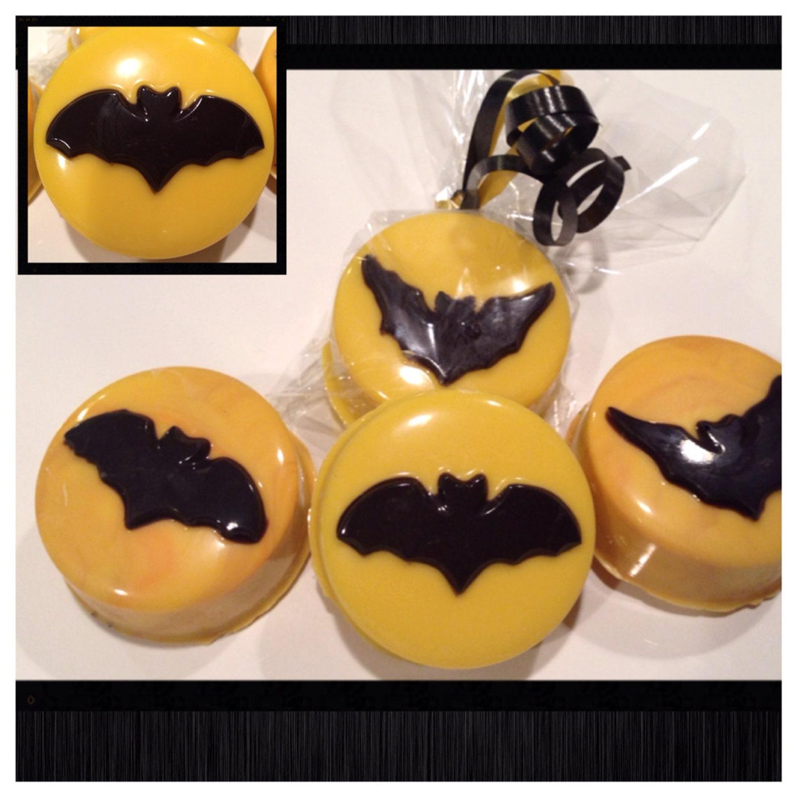 Bat Oreo Cookies