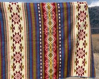 Southwestern Blanket | Boho Chic Bedding