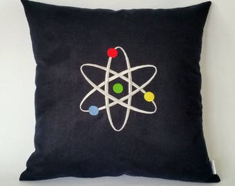 Science pillow | Etsy