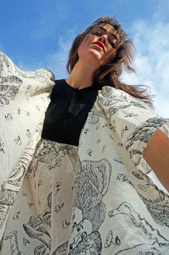 Vintage Designer Ayesha Davar Botticelli Venus Pri