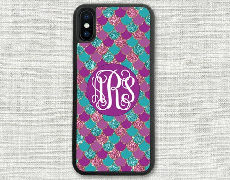 mermaid iphone 8 plus case