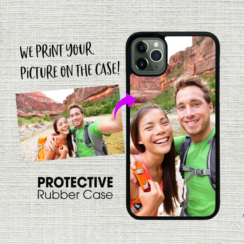 Custom Personalized Picture Photo Image Case Cover for Apple image 0