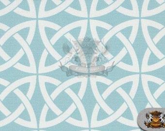 "Printed Indoor//Outdoor Waterproof Polka Dots ROBINSEGG Fabric 54/"" W Sold by yard"