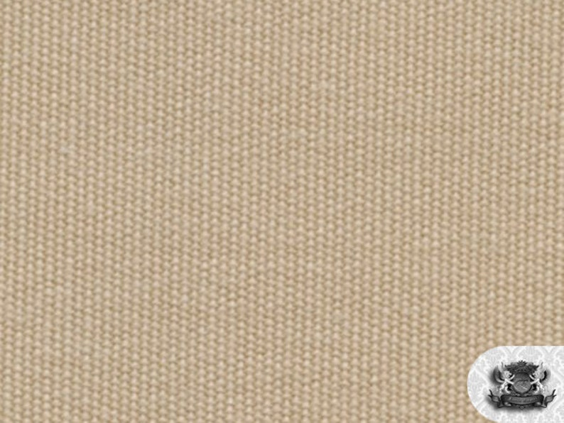 Waterproof Fabric Outdura #37 KHAKI with UV PROTECTION Sold By the Yard