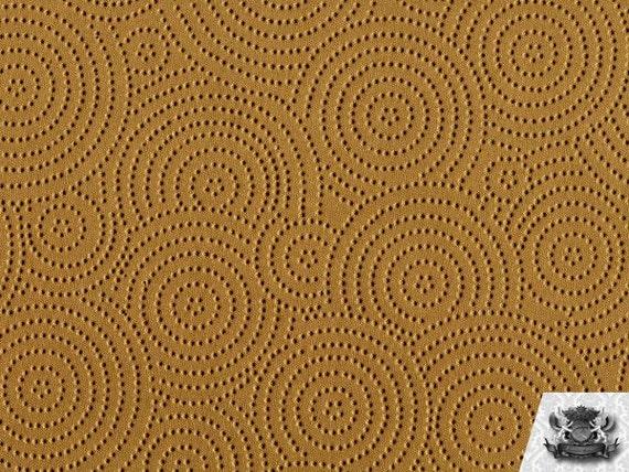 Vinyl Retro Mist Gold Fake Leather Upholstery Fabric Etsy