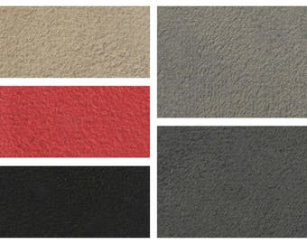 """Faux Suede Synergy II Performer/General Upholstery Fabric 58"""" Wide Sold By The Yard - Replacement for Automotive Seats, Door Panels"""