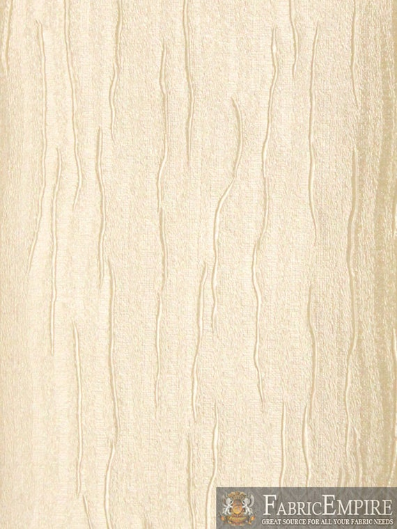 Vinyl Upholstery Embossed Texture Fabric Rain Beige Fake Etsy