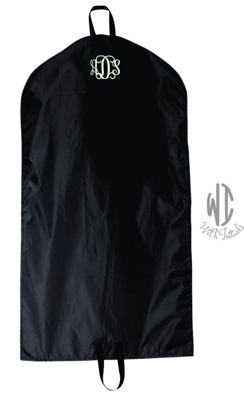 8020ddd2cfe2 Personalized Garment Bag, Hanging Bag, Custom nylon clothes Bag,  destination wedding, travel bag, overnight bag, cheer, dance, uniform bag