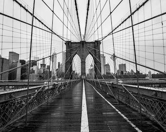 Brooklyn Bridge art, brooklyn bridge print, brooklyn bridge photo, new york art, new york print, new york photography, nyc photography