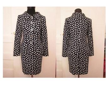 9c0db04e162 Yves Sint Laurent YSL Polka Dots Suit MINT Conditton