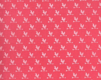 Break of Day - Weathervane Honeysuckle by Sweetfire Road for Moda fabrics, 1/2 yd, 43108 12