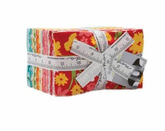 """Mama's Cottage Fat Eighth Bundle by April Rosenthal for Moda, 35 - 9"""" x 22"""" cuts"""