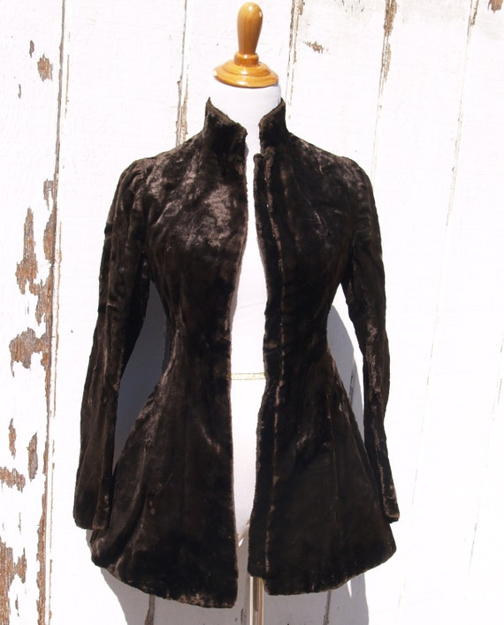 Price Reduced!!//Faux Seal Skin//Jacket//Dress Coa