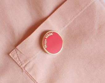 Mega Girl Pin