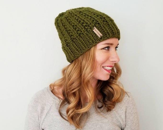 Moxie Hat - Olive