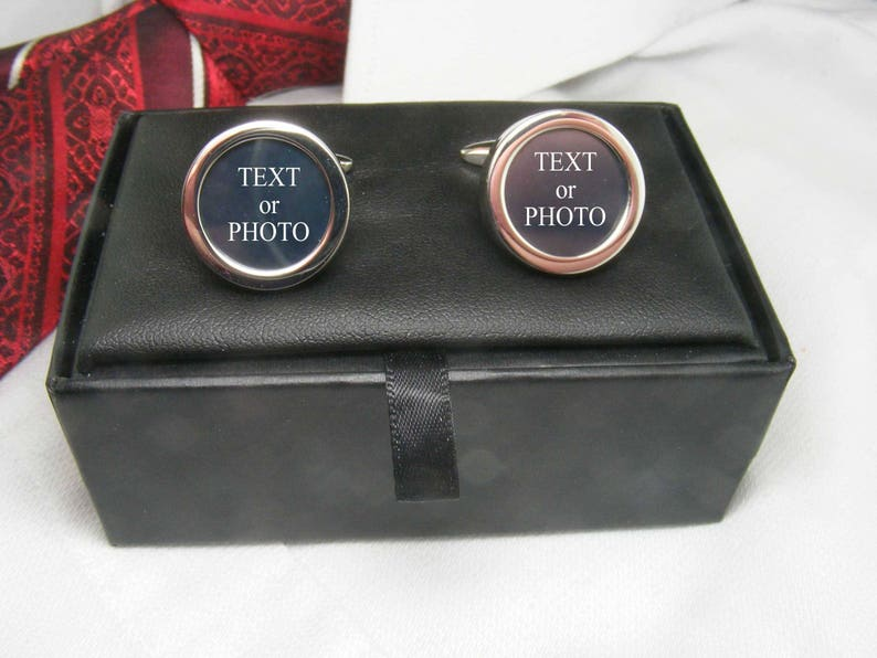 BIB-VER0005 Joshua 1 9 Cufflinks for the LORD your God will be with you wherever you go