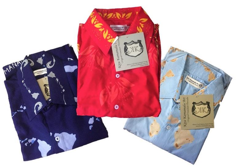 04510719816 Men s Aloha Shirt Long Sleeve