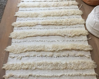 Vintage Moroccan wedding blanket in perfect condition!!