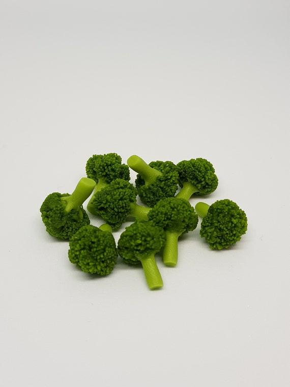 10 Corn on Cobs Dollhouse Miniatures Vegetables Supply Deco