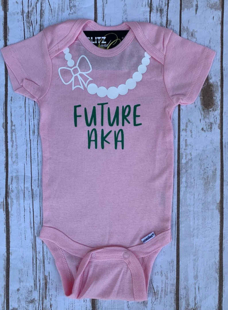 AKA Future AKA Future Pretty Girl Just like Mommie 20 Pearls