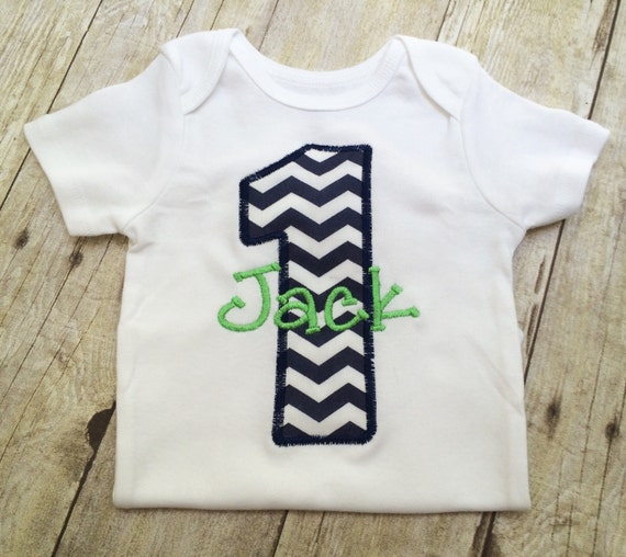 Baby Boy First Birthday Outfit One Sie