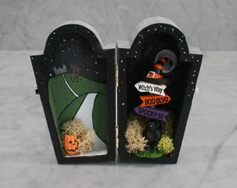 Witch Way? - Halloween Box