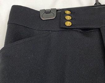 Mens 70s Wool Tweed Pants Greg Brady Pants Disco Pants Mens 70s Pimp Costume High Waist Trousers 70s Mens Slacks Ron Burgundy