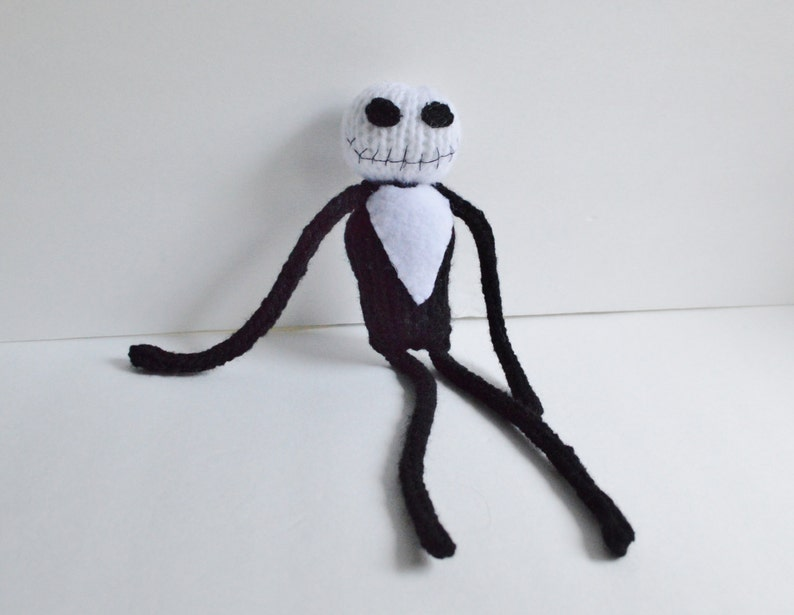 Pumpkin The Jack On Skellington King Doll ShelfEtsy 9HeWYID2bE