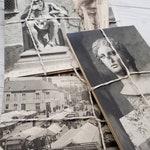 Black and White Postcards, Vintage Post Cards, Old Postcards, Postcard Set, Ephemera Pack, Travel Postcards, Postcards Vintage,  Post Card