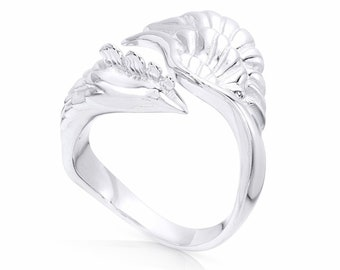 Customised Phoenix Ring