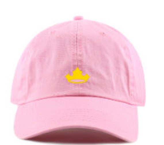 Disney Princess Sleeping Beauty Crown baseball dad hat- Custom monogramming  available- 12 colors offered! d5b21a3cb92
