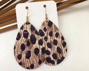 125d286504ea7 Leopard cork | Etsy