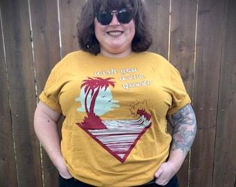 Wish You Were Queer// Mustard