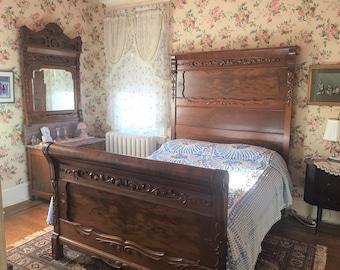 Antique Bedroom Set Etsy