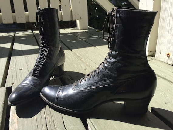 Victorian Edwardian Boots