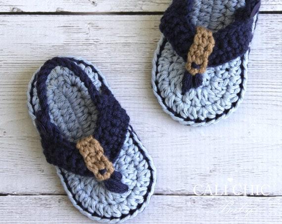 Crochet Baby Flip Flops Pattern 312 Malibu Baby Flip Flops Pattern