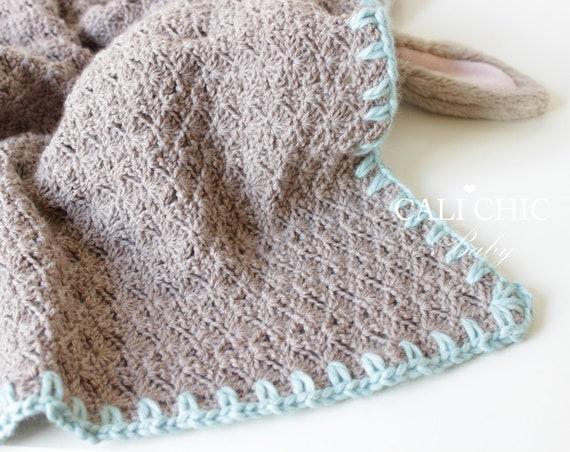 Baby Blanket Pattern 16 Cupcake Easy Crochet Baby Blanket Etsy