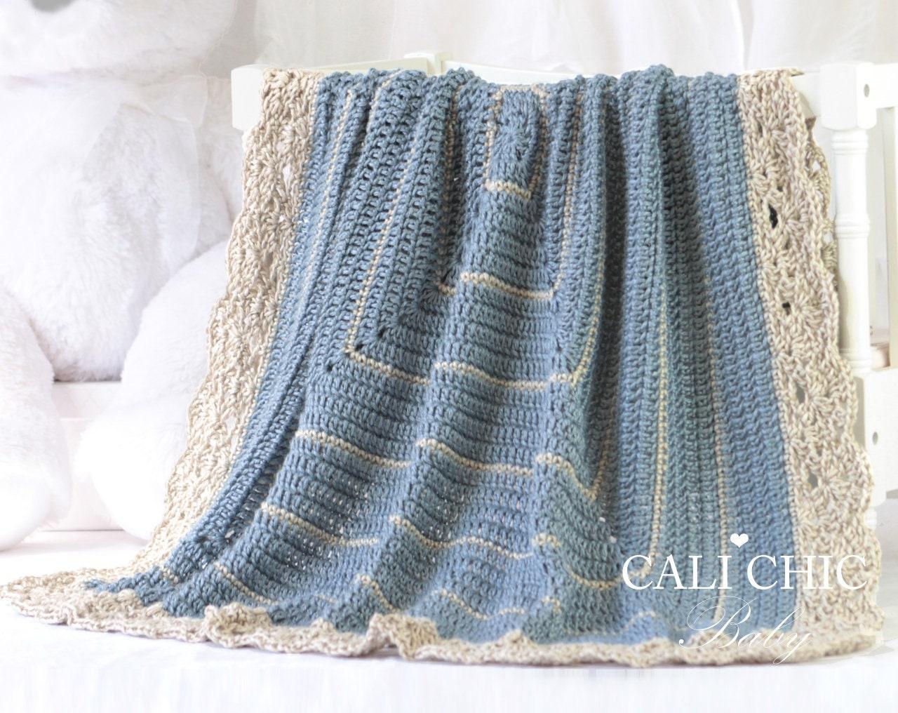 15e6fec751d21 Baby Blanket PATTERN, Crochet Blanket Pattern Quinn 151, Crochet Baby  Afghan pattern, DIY Baby Blanket, Instant Pattern PDF Download