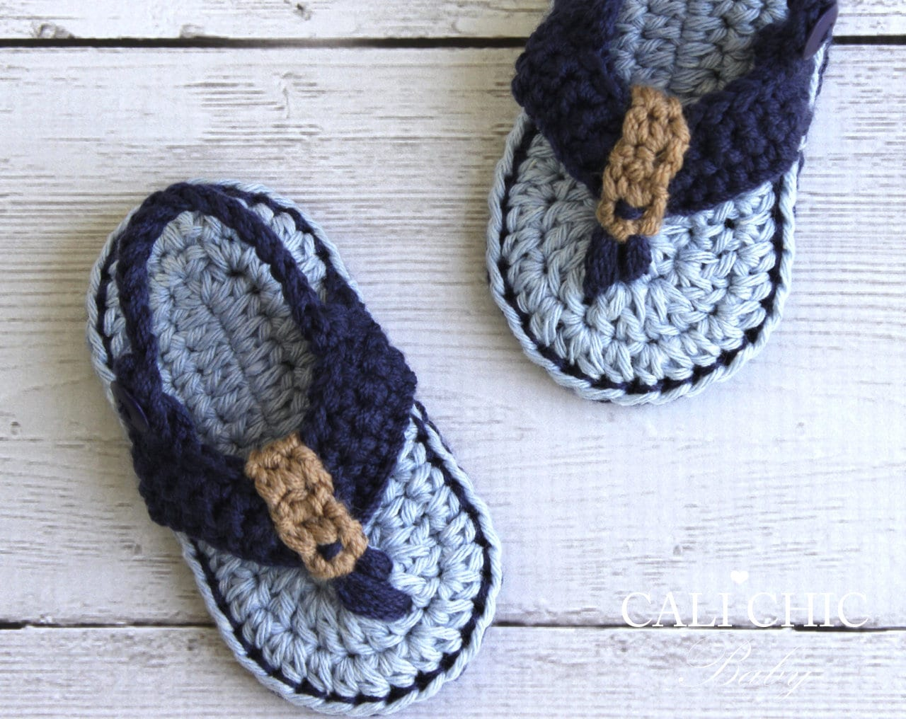 Crochet Baby Shoes Pattern 312 Malibu Baby Flip Flops Etsy