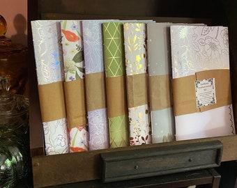 Spellbound Journals-floral edition