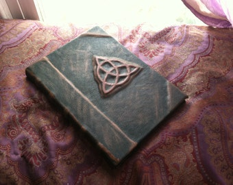 """Charmed Book of Shadows Book Cover for Kindles, iPad Mini or other 6""""-8"""" Tablets"""