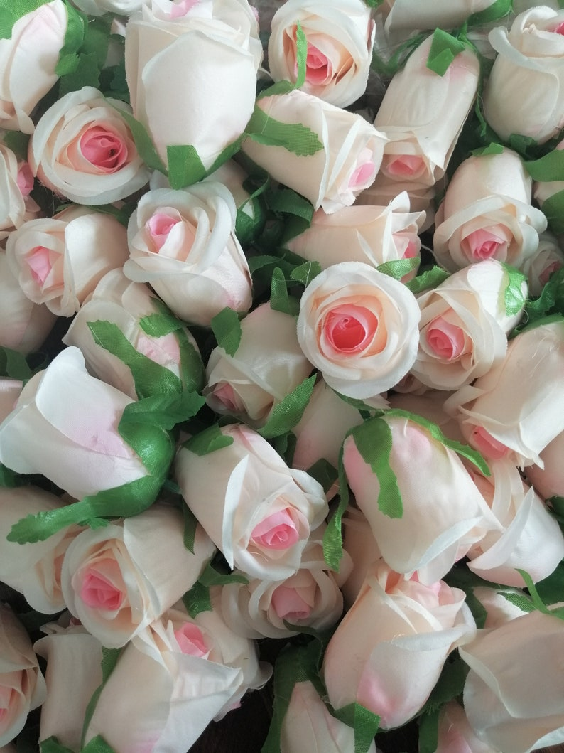 wholesale wedding flowers 50 heads artifical simulation silk rose bud for  wedding arrangement supplies party home decoration