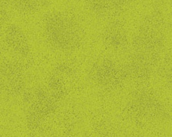 MORE of This 'N That  - Sand in Bamboo Green - Near Solid Texture Cotton Quilt Fabric -Nancy Halvorsen for Benartex Fabrics - 862-42 (w1916)