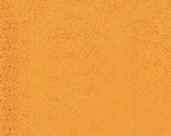 MORE of This 'N That - Sand in Marigold Orange - Near Solid Cotton Quilt Fabric - Nancy Halvorsen for Benartex Fabrics - 862-20 (W1915)