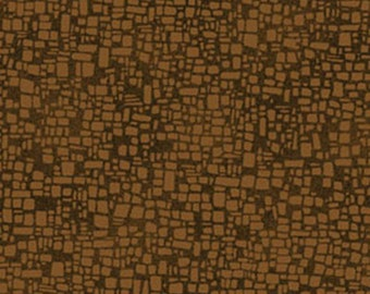 SUPER CLEARANCE!! One Yard Casablanca - Kasbah in Coffee - Cotton Quilt Fabric - Benartex Fabrics 1198-70 (W2398)