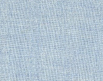 SUPER CLEARANCE!!  One Yard Windham Blendables in Light Blue - Solid Cotton Quilt or Sewing Fabric Solids - Windham Fabrics (W507)