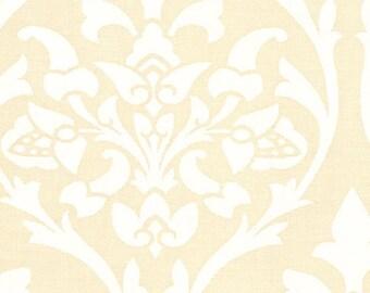 MUSLIN MATES - Mosaic Swirl in Natural - Novelty Cotton Quilt Fabric - Moda Fabrics - 9936-12 (W4112)