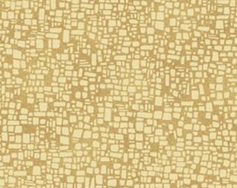SUPER CLEARANCE!! One Yard Casablanca - Kasbah in Sand - Cotton Quilt Fabric - Benartex Fabrics 1198-77 (W2399)