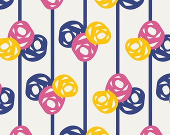 GLEEFUL - Lively Buds - Premium Cotton Quilt Fabric - by Sew Caroline for Art Gallery Fabrics - AGF Limited Edition (W1968)