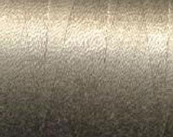 Rope Beige Aurifil Thread - 28wt 5011 Small Spool